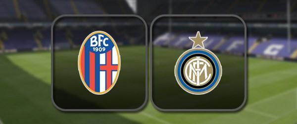 Болонья - Интер: Полный матч и Лучшие моменты