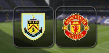Бернли - Манчестер Юнайтед