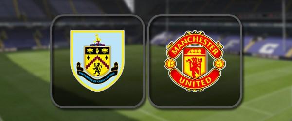 Бернли - Манчестер Юнайтед: Полный матч и Лучшие моменты