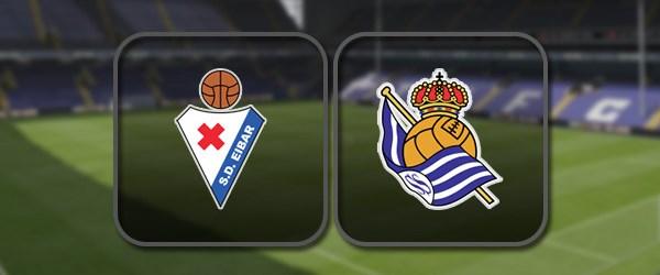 Эйбар - Реал Сосьедад: Полный матч и Лучшие моменты