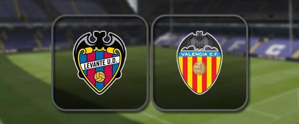 Леванте - Валенсия онлайн трансляция