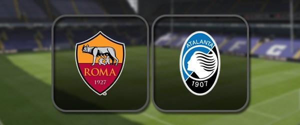 Рома - Аталанта онлайн трансляция