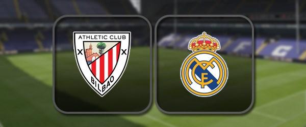 Атлетик - Реал Мадрид прямая трансляция