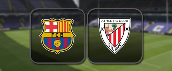 Барселона - Атлетик онлайн трансляция