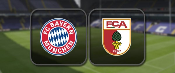 Бавария - Аугсбург: Лучшие моменты