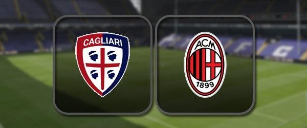 Кальяри - Милан: Полный матч и Лучшие моменты