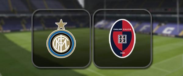 Интер - Кальяри: Полный матч и Лучшие моменты