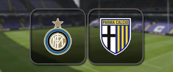 Интер - Парма: Полный матч и Лучшие моменты