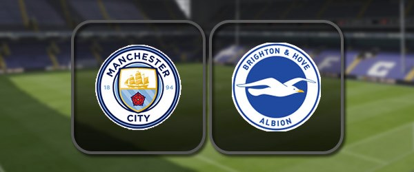 Манчестер Сити - Брайтон: Полный матч и Лучшие моменты
