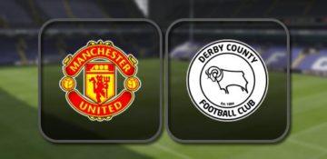 Манчестер Юнайтед - Дерби Каунти