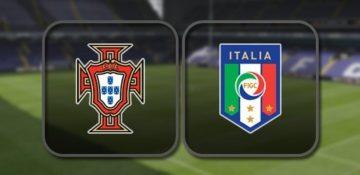 Португалия - Италия