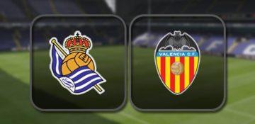 Реал Сосьедад - Валенсия