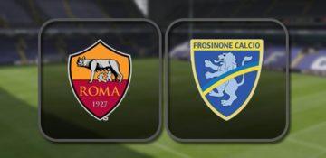Рома - Фрозиноне