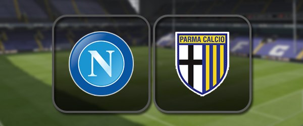 Наполи - Парма: Полный матч и Лучшие моменты