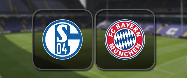 Шальке - Бавария: Полный матч и Лучшие моменты