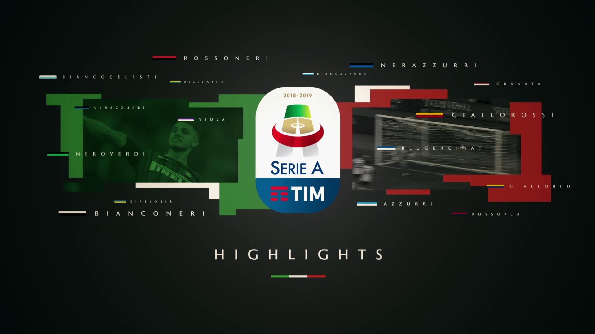 Чемпионат Италии 2019/20. Обзор матчей 26 тура