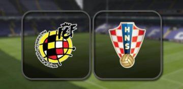 Испания - Хорватия