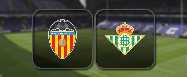 Валенсия - Бетис: Полный матч и Лучшие моменты
