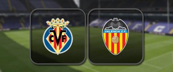Вильярреал - Валенсия: Полный матч и Лучшие моменты