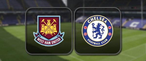 Вест Хэм - Челси: Полный матч и Лучшие моменты