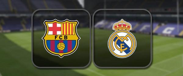 Барселона - Реал Мадрид: Полный матч и Лучшие моменты