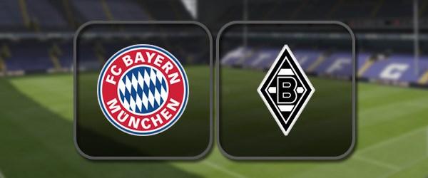 Бавария - Боруссия М: Полный матч и Лучшие моменты