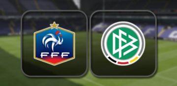 Франция - Германия