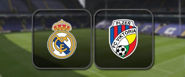 Реал Мадрид - Виктория Пльзень: Полный матч и Лучшие моменты