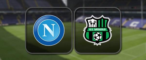 Наполи - Сассуоло: Полный матч и Лучшие моменты
