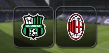 Сассуоло - Милан