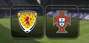 Шотландия - Португалия