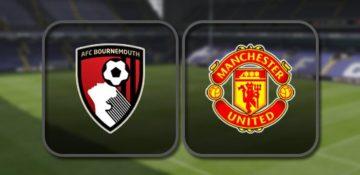Борнмут - Манчестер Юнайтед