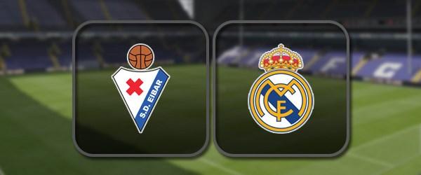 Эйбар - Реал Мадрид онлайн трансляция