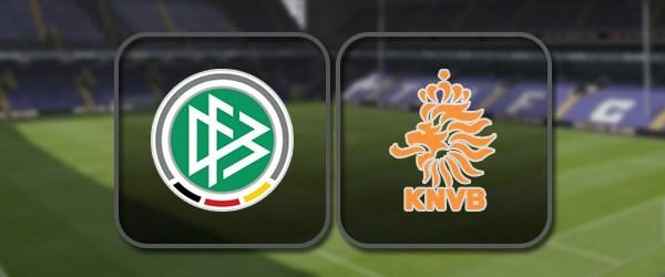 Германия - Голландия: Полный матч и Лучшие моменты