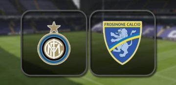 Интер - Фрозиноне