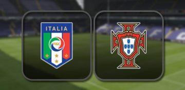 Италия - Португалия