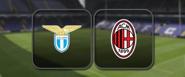 Лацио - Милан: Полный матч и Лучшие моменты