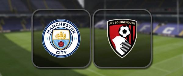 Манчестер Сити - Борнмут: Полный матч и Лучшие моменты