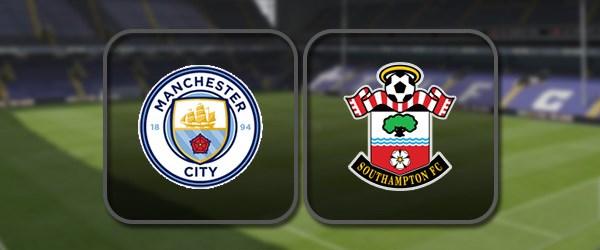 Манчестер Сити - Саутгемптон: Полный матч и Лучшие моменты