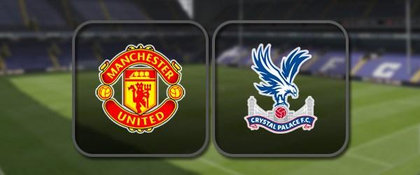 Манчестер Юнайтед - Кристал Пэлас: Полный матч и Лучшие моменты