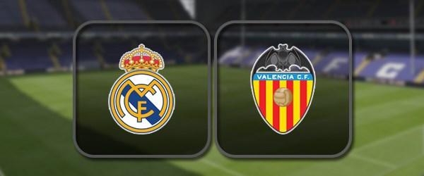 Реал - Валенсия: Полный матч и Лучшие моменты