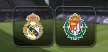 Реал Мадрид - Вальядолид