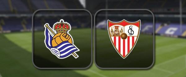 Реал Сосьедад - Севилья онлайн трансляция