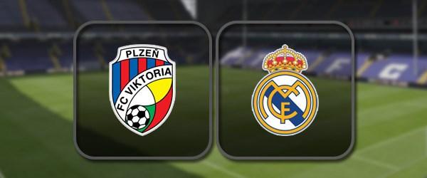 Виктория Пльзень - Реал Мадрид: Полный матч и Лучшие моменты