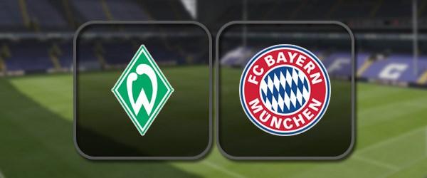 Вердер - Бавария: Полный матч и Лучшие моменты