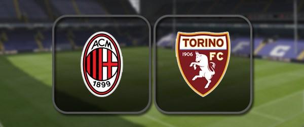 Милан - Торино онлайн трансляция