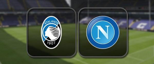 Аталанта - Наполи: Полный матч и Лучшие моменты
