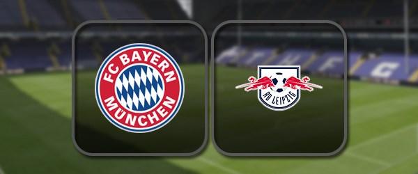 Бавария – РБ Лейпциг: Полный матч и Лучшие моменты