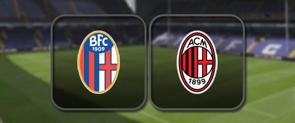 Болонья - Милан онлайн трансляция