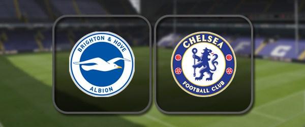 Брайтон - Челси: Полный матч и Лучшие моменты